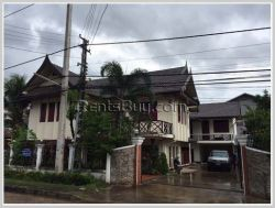ID: 3769 - Modern house between Mercure Hotel and Wattay Airport for rent