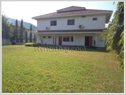 ID: 3444 - Modern house with large garden and fully furnished for rent