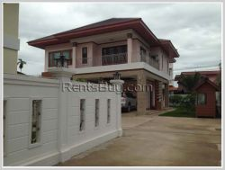 ID-2964 - New modern house for rent near VIS