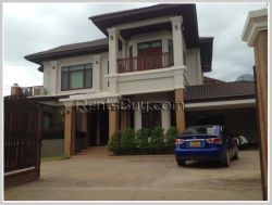 ID: 1613 - Modern house with fully furnished in diplomatic area for rent