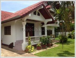 ID: 3204 - Dream house in diplomatic area with fully furnished and large garden for rent