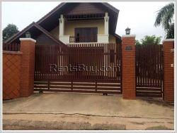 ID: 3217 - Modern house near Mekong River with large parking space for rent