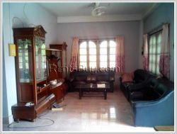 ID: 3326 - Nice villa in diplomatic area for rent with fully furnished