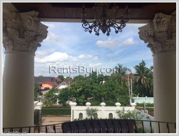 ID: 3261 - The elegantly house with fully furnished near Fitness center and Joma (Phonthan) for rent