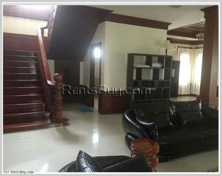 ID: 501 - New modern house with large garden for rent for rent