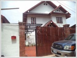 ID: 3331 - The new house with fully furnished in clock tower area for rent