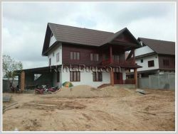 ID: 3333 - The new Lao modern house with full furnished for rent