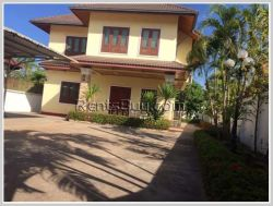 ID: 3465 - Nice house for rent in diplomatic area