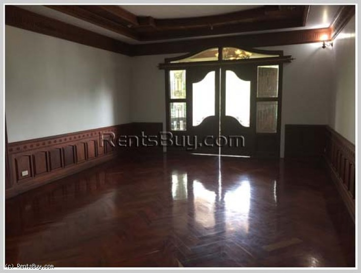 ID: 3475 - Luxury house with fully furnished for rent in diplomatic area