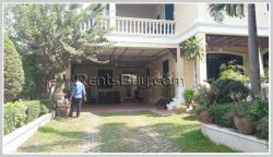 ID: 2765 - Modern house with fully furnished near Panyathip International School  for rent
