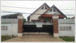 ID: 3566 - The new house is beautiful with fully furnished for rent in Sisattanak district