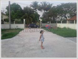 ID: 3343 - Nice villa  Kiettisak International School for rent