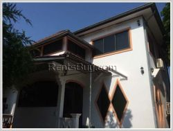 ID: 3582 - Pretty house by pave road with fully furnished for rent