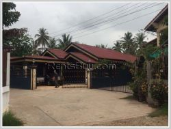 ID: 3592 - Nice house with fully furnished for rent