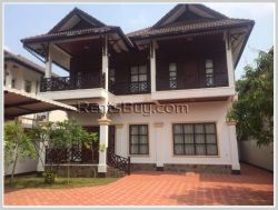 ID: 3594 - Timbered and bricked house near Thai Embassy and The Pizza Company for rent