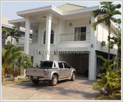 ID: 3618 - New modern house with fully furnished for rent