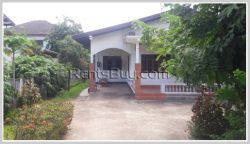 ID: 3651 - Pretty house by pave road for rent near VIS