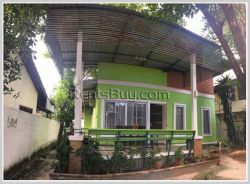 ID: 4291 - Affordable villa near Lunglod Restaurant for sale in Ban Thongpanthong