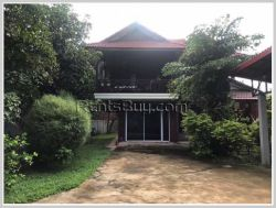 ID: 147 - Brand New Lao Style House near VIS