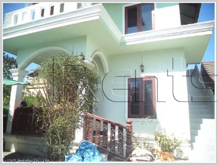ID: 1888 - Nice house with small garden near Market