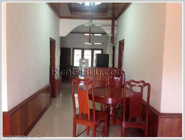 ID: 2607 - Nice villa house in quite area by good access