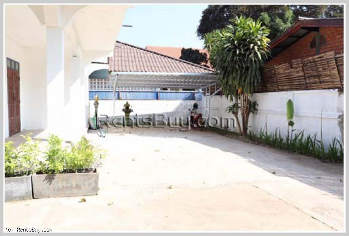 ID: 4268 - Pretty house with large parking for rent in diplomatic area