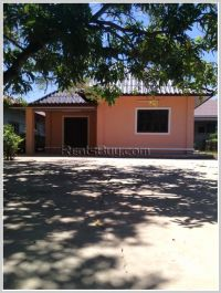 ID: 2832 - Nice villa for rent by pave road near golf course