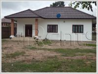 ID: 2873 - New House for rent with large land