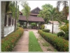 ID: 2610 - Lao style house by mekong river with veranda