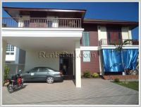 ID: 2942 - Modern house for rent in business area