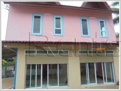 ID: 3043 - Shop house for rent in Sisattanak district