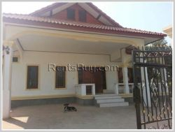 ID: 3092 - The new house is beautiful with fully furnished for rent in Sisattanak district
