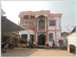 ID: 3135 - Modern house near the main road and Lao-Itecc for rent.