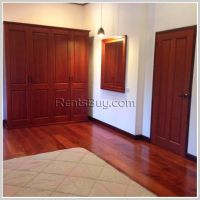 ID: 2993 - Luxury house with fully wood furnished and large garden