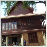 ID: 2359 - Ongoing construction Lao modern house by Mekong