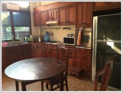 ID: 3100 - Private family living ! The house with large garden and swimming pool for rent