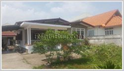 ID: 4233 - Nice house with fully furnished for rent in Ban Watnak