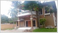 ID: 2827 - Fully furnished house in quiet area near golf course