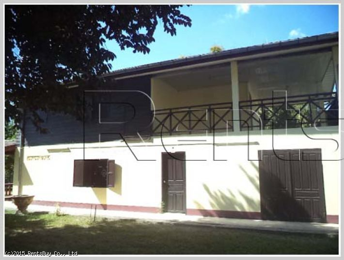 ID: 2693 - House for rent in quiet area with fully furnished