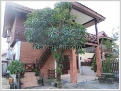 ID: 3991 - The nice house near Panyathip International School with fully furnished for rent