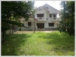 ID: 3948 - Modern house near Mekong River with large garden