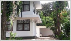 ID: 3740 - Modern house for rent with fully furnished in diplomatic area