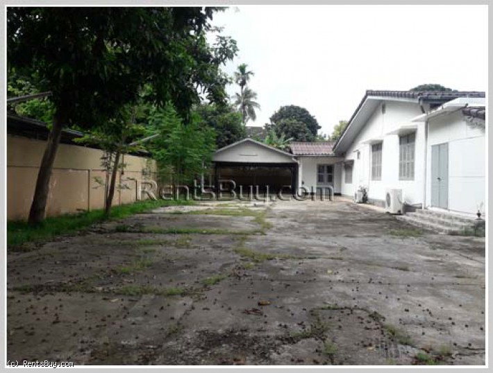 ID: 4169 - Affordable house with large parking for family living! House for rent in diplomatic area