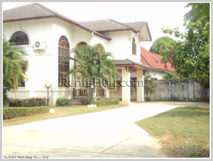 ID: 732 - Luxury house near Suanmon Market