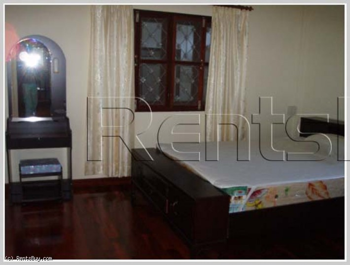 ID: 3433 - Nice one storey house for rent with fully furnished near diplomtic area