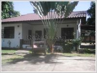 ID: 2216 - Fully furnished house in quiet area
