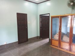 ID: 4450 - Shop House near Tanmexai traffic lights on for rent in Ban Tanmixay