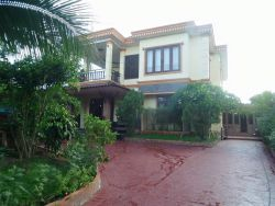 ID: 4515-The beautiful house with large garden near Five April international shooting range for rent