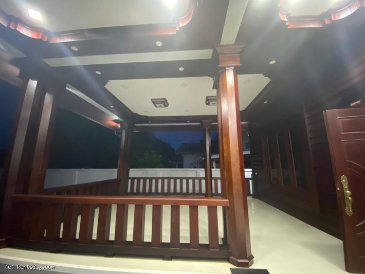 ID: 4478 - The beautiful villa with swimming pool near National Circus of Laos for rent