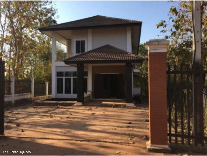 ID: 4486- The modern house near National University of Laos for rent